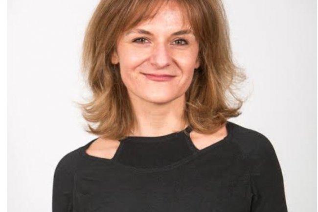 Marie-Claude Chazot, DRH de Colt France depuis 2012, a pris des galons devient DG de la société. (Crédit D.R.)
