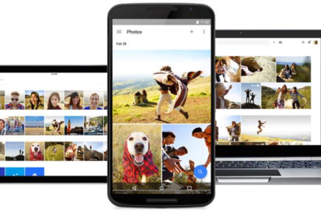 L'outil d'apprentissage machine TensorFlow est notamment utilisé par Google pour sa plate-forme Photos.