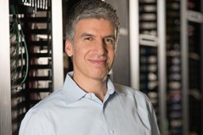 Rami Rahim, CEO de Juniper, a vu sa société sanctionnée en bourse après l'accord Cisco/Ericsson.