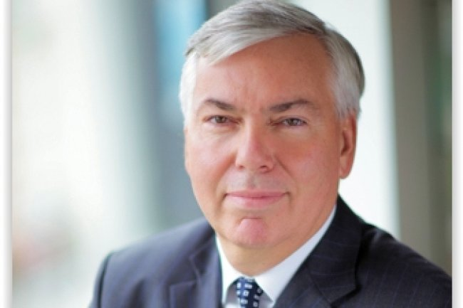 Le bouleversement capitalistique qui se prépare au sein de Gfi ne devrait pas faire valser Vincent Rouaix, son actuel PDG. (crédit : D.R.)