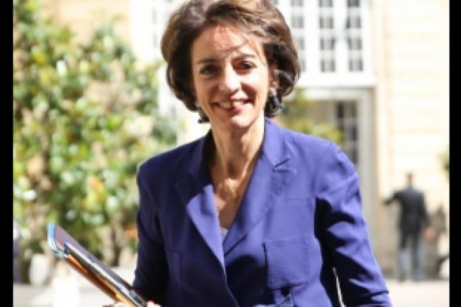 Marisol Touraine, ministre de la Santé, est en première ligne pour porter le projet Médecine du futur, faisant partie du plan Nouvelle France Industrielle. (crédit : D.R.)