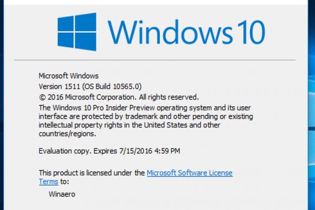 Après une mise à jour indélicate, Microsoft a réagi très rapidement en enlevant Windows 10 1511 et proposant un patch.