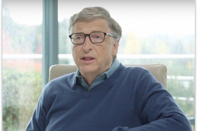 Bill Gates, fondateur de Microsoft, fait partie des membres de la Breakthrough Energy Coalition. (crédit : D.R.)