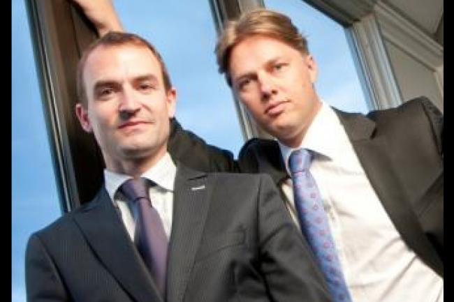 Thomas Gross et Charles-Edouard de Cazalet, directeurs associés de Sogedev. (crédit : D.R.)