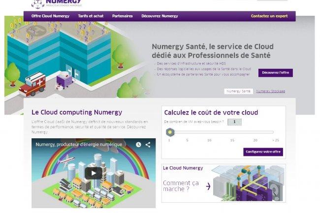 Bull et SFR ont lancé Numergy en septembre 2012 avec le soutien de la Caisse des Dépôts.