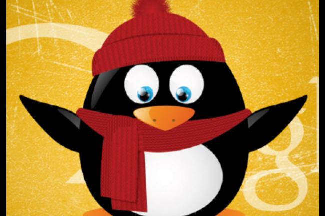 La prochaine version de l'algorithme de Google, Penguin, devrait arriver en janvier 2016. (crédit : D.R.)