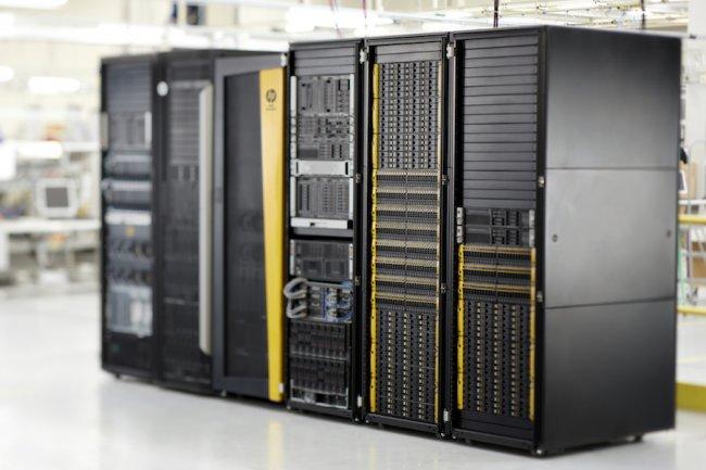 Les ventes de solutions de stockage HP ont progressé de 16% au 3e trimestre 2015. (Crédit D.R.)