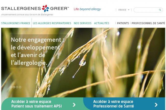 La production de Stallergenes, spécialisé dans le traitement des allergies, est à l'arrêt depuis la mise à jour d'anomalies dans la livraison des médicaments après un changement de logiciel. (crédit : D.R.)