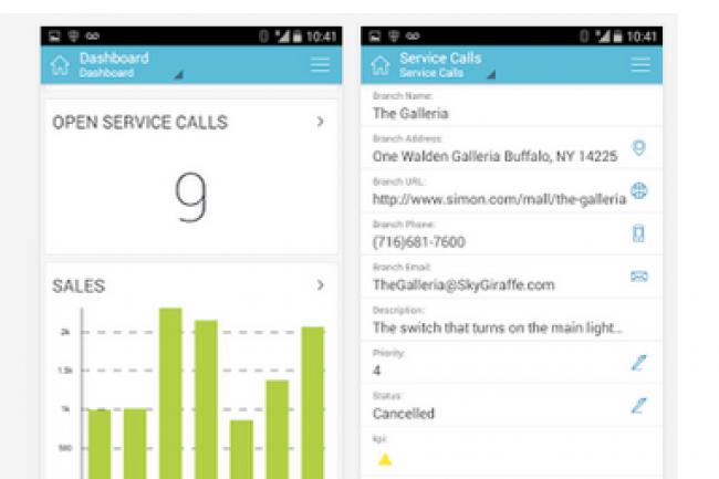 SkyGiraffe supporte déjà Android, iOS et Windows.