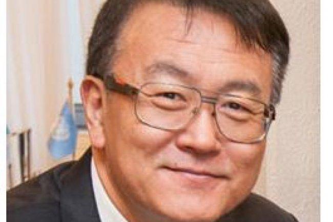 Chaesub Lee, directeur du bureau de standardisation de l'ITU (International Telecommunication Union), agence des Nations Unies spécialisée sur les TIC.
