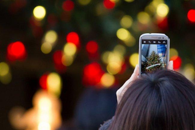 A l'occasion des courses de Noël, Dynatrace a rappelé l'importance de performance technique des applications mobiles pour le succès de celles-ci. (Crédit D.R.)