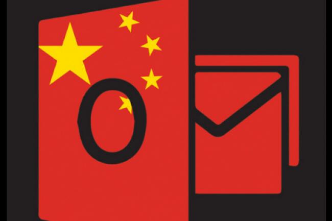 Microsoft se défend d'avoir identifé le gouvernement chinois comme étant derrière le hack de milliers de comptes Hotmail de dissidents. (crédit : D.R.)