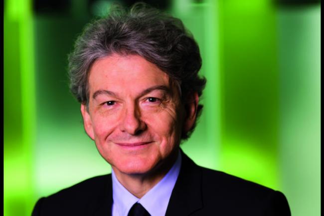 Si l'acquisition de Perot Systems,le PDG d'Atos Thierry Breton réaliserait la plus grande acquisition de l'histoire de la SSII française. (crédit : D.R.)