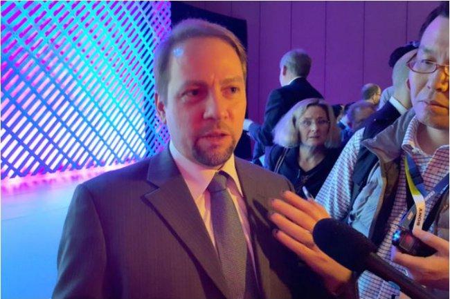 Au sein du Toyota Research Institute consacré à la robotique, James Kuffner (ex-Google) sera chargé de la partie cloud computing. (crédit : Martyn Williams/IDGNS)