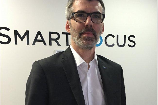 «Il y a effectivement une volonté de centraliser sur Londres nos équipes de R&D, mais les effectifs ne diminuent pas au niveau global», précise Fabien Roger, DGA de Smart Focus pour la France. (crédit : D.R.)