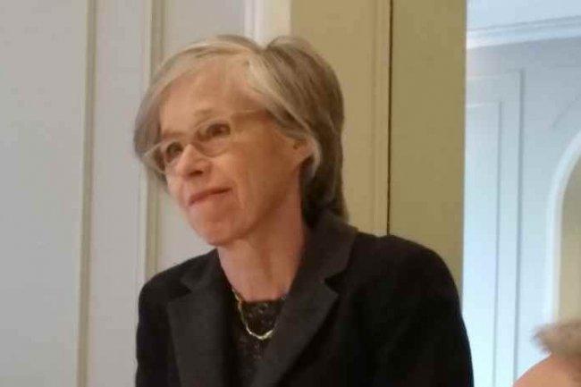 Brigitte Bouquot, présidente de l'Amrae, a présenté les 24èmes Rencontres à la presse le 14 janvier 2016. (Crédit D.R.)