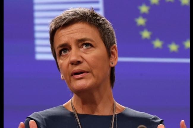 Margrethe Vestager, la commissaire européenne à la concurrence, veut connaître les raisons empêchant certaines entreprises d'acheter des données que leurs compétiteurs possèdent. (crédit : D.R.)