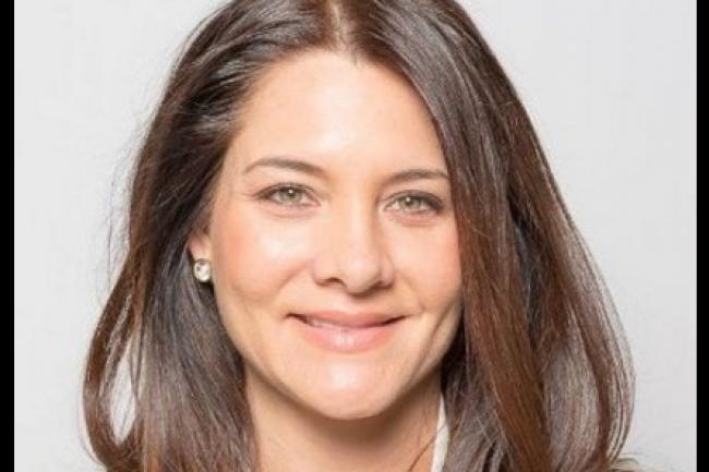 Cheryl Johnson, vice-présidente senior, gestion des talents, chez Echo Global Logistics, a mis en place la solution big data de HighGround pour retenir les talents et impliquer les salariés. (crédit : D.R.)