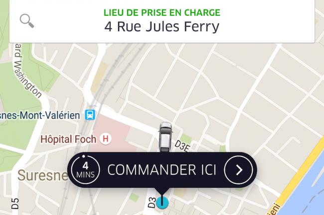 La cote d'Uber et Airbnb explosent pour les voyages d'affaires.