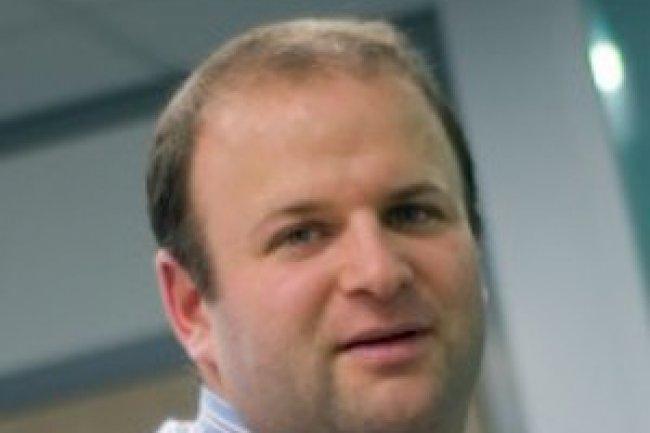 Sebastien Kher a crée la société Nomios en 2004. La société qu'il dirige enchaine les exercices avec une croissance à deux chiffres depuis 2010. (Crédit D.R)