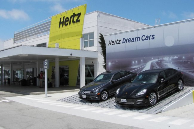 location voiture usa hertz. Black Bedroom Furniture Sets. Home Design Ideas