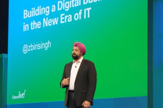 Véritable chef d'orchestre technologique de Cisco, Biri Singh apporte à la compagnie une vision globale de l'industrie des nouvelles technologies avec des accents marqués sur l'IoT et les microservices.