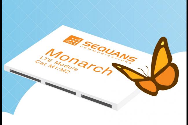 Sequans Communications a bon espoir d'intégrer sa nouvelle puce Monarch LTE dans des millions de capteurs et objets connectés. (crédit : D.R.)