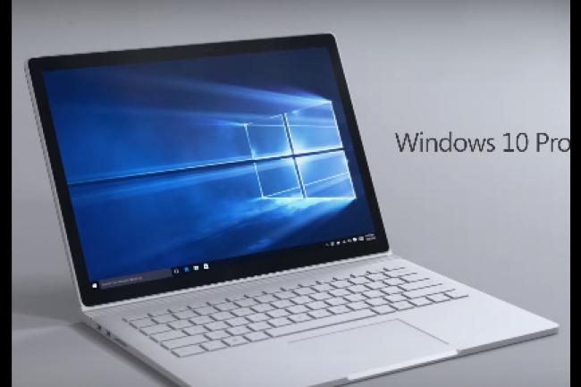 Avec la Surface Book, Microsoft tient peut être là son Macbook Air killer. (crédit : D.R.)