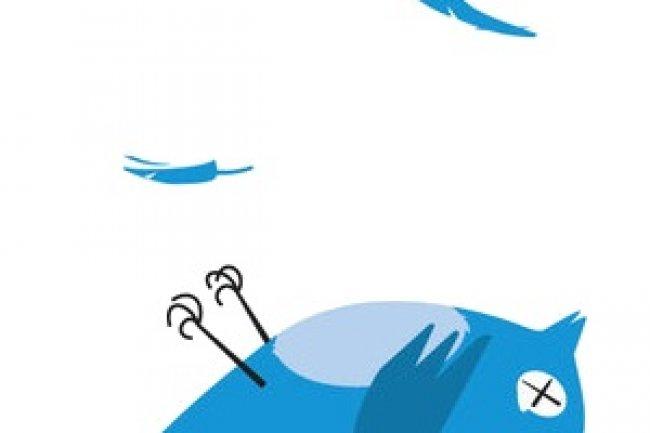Une faille de sécurité sur la plate-forme Twittera laissé filer les informations personnelles de 10 0000 utilisateurs. (Crédit D.R.)