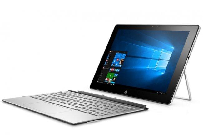 Face au ralentissement du marché des PC, HP Inc espère se relancer avec des produits tel que le Spectre X2, un deux-en-un concurrençant la Surface Pro de Microsoft. (Crédit D.R)