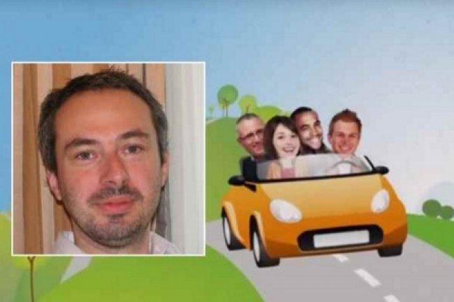Nicolas Blanc, responsable architecture de BlaBlaCar, a choisi MariaDB. (crédit : D.R.)