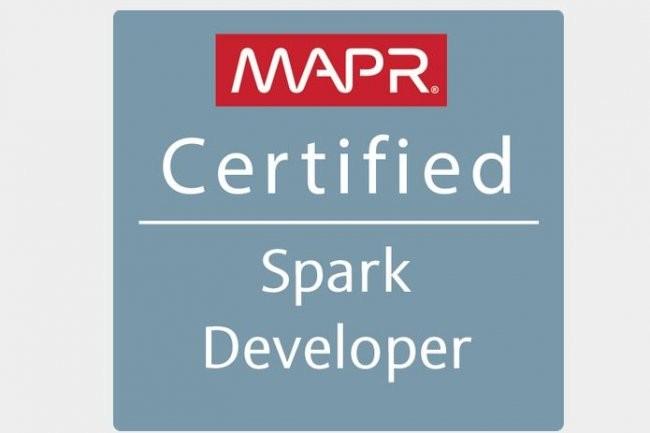 La formation en ligne dispensée par MapR dispose d'un guide qui prépare à la certification MCSD. Crédit: D.R.
