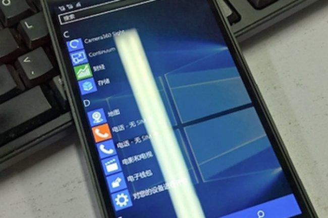 Le projet Astoria devait permettre aux développeurs de porter facilement les apps Android vers Windows 10. (crédit : D.R.)
