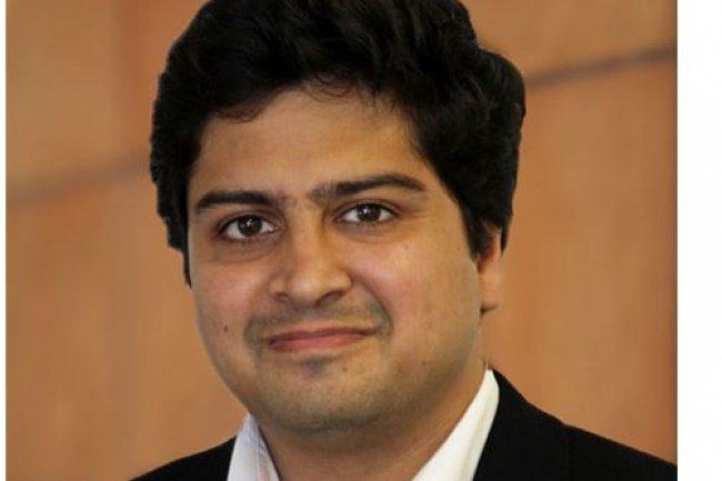 Gaurav Manglik, CEO de la start-up CliQr rachetée par Cisco, était précédemment chez VMware. Crédit: D.R