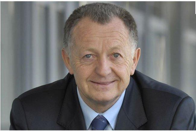 Jean-Michel Aulas a fondé Cegid il y a trente ans. (Crédit D.R)