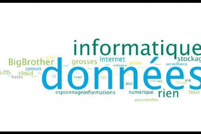 Quand on leur demande ce que le Big Data leur �voque, les Fran�ais restent flous. (cr�dit : D.R.)