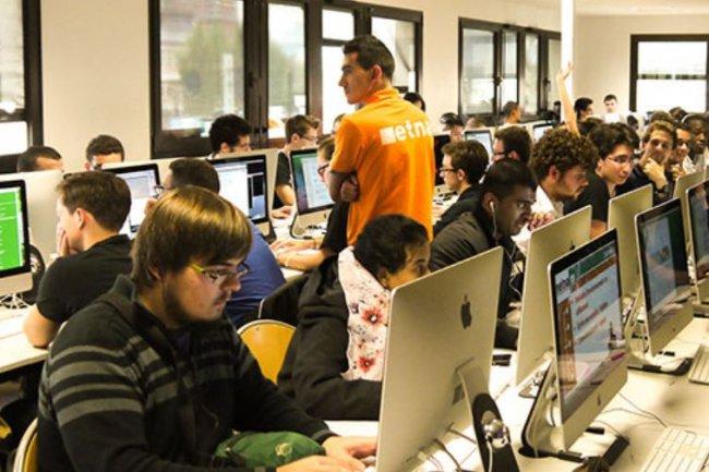 L'Etna  (École des technologies numériques appliquées) compte s'appuyer sur l'expertise de l'Epitech pour s'installer en région. Crédit: D.R
