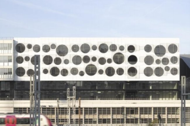 Le Cargo a été inauguré mercredi 9 mars par la maire de Paris, Anne Hidalgo. (crédit : D.R.)