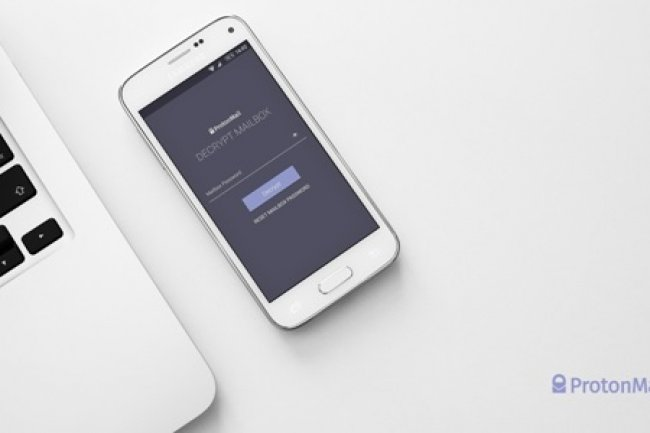 L'app de Protonmail est sortie de sa phase de test limitée à un nombre restreint d'utilisateurs. (Source: Protonmail)