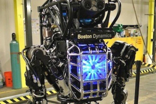Faute de produits rapidement commercialisables et gêné par l'image négative des robots de Boston Dynamics et des relations tendues, Alphabet a décidé de mettre en vente sa filiale. (Crédit D.R.)
