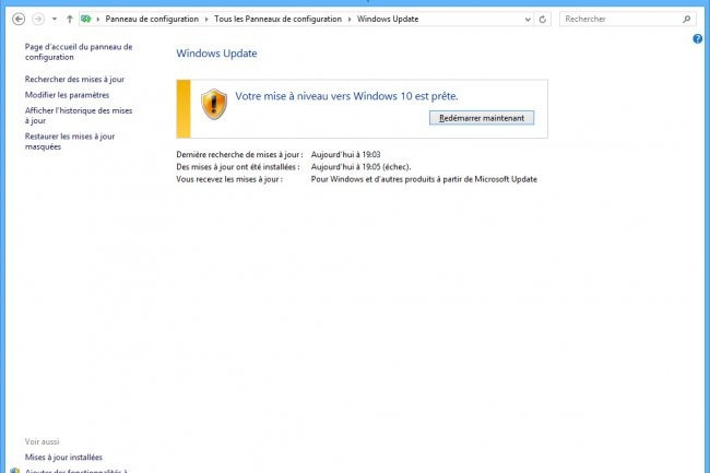 La dernière campagne de Microsoft pour pousser les clients à installer Windows 10 semble avoir fonctionnée.