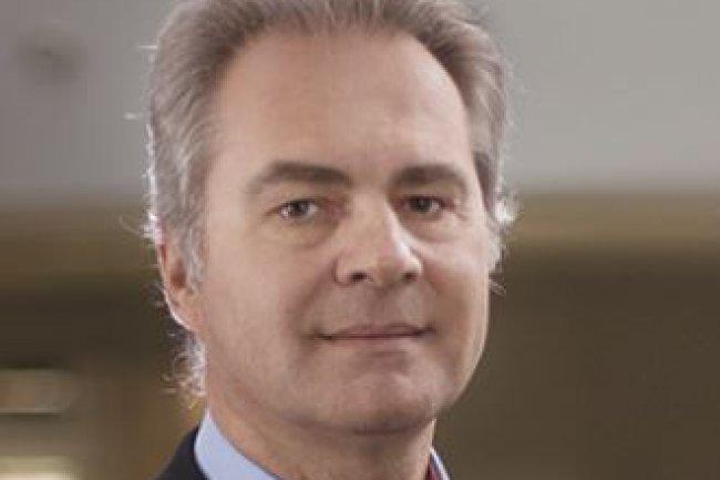 Le DG délégué de Business & Decision, Christophe Dumoulin, succède à Patrick Bensabat au poste de PDG du groupe. (crédit : D.R.)