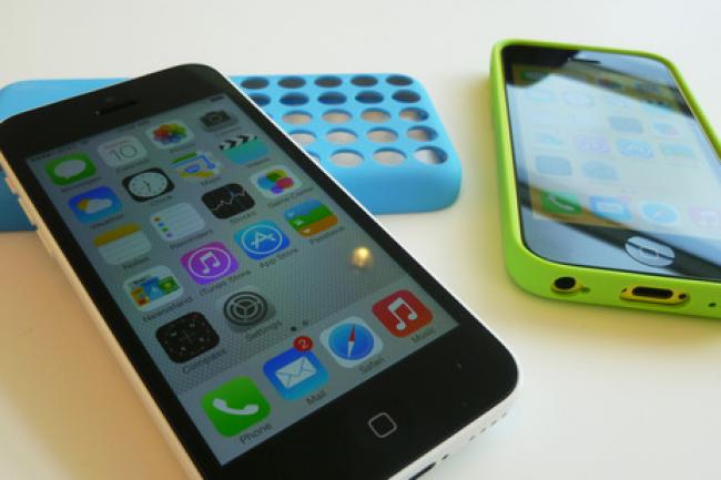 La sécurité de l'iPhone 5c a été cassée par la Justice américaine avec l'aide d'une tierce partie. (crédit : Martyn Williams)