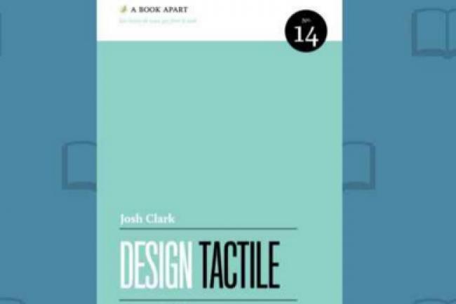 Josh Clark vient de publier aux Editions Eyrolles � Design tactile � (cr�dit : D.R.)
