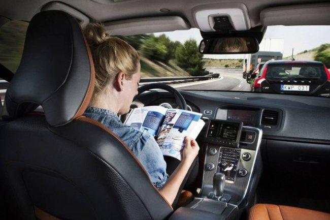 Volvo qui teste des voitures autonomes en Californie est confronté à des problèmes de signalétique dégradé.
