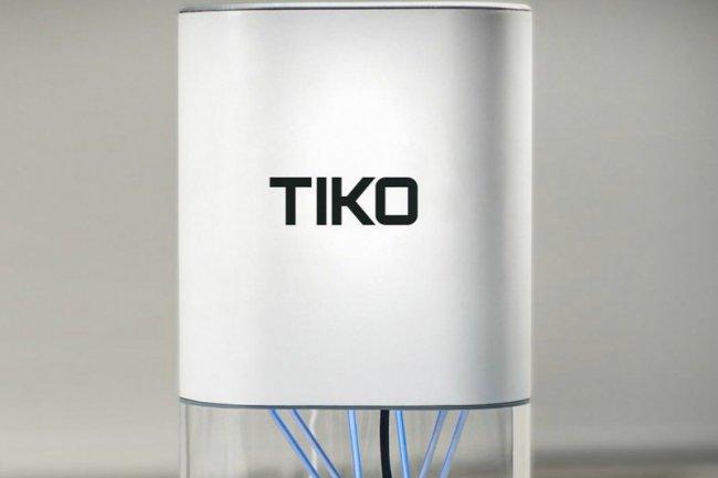 L'imprimante 3D que Tiko pré-vend 179 € peut concevoir des objets de 169 mm de largeur et de 125 mm de hauteur. (Crédit photo : D.R.)