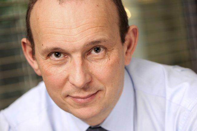 Eric Baudson, DSI groupe  chez Crédit Agricole, dispose d'une solide expérience du monde bancaire. Crédit. D.R.