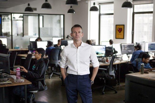 Denis Mortensen, CEO and founder at x.ai, n'exclut pas d'élargir la portée de son système à d'autres domaines.