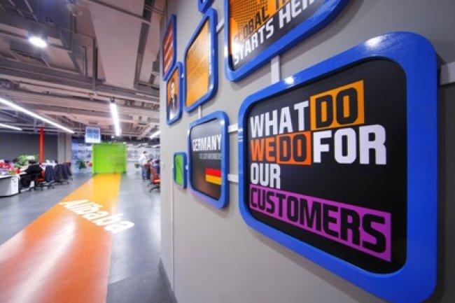 Alibaba chipe à Walmart le titre de plus grand commerçant au monde
