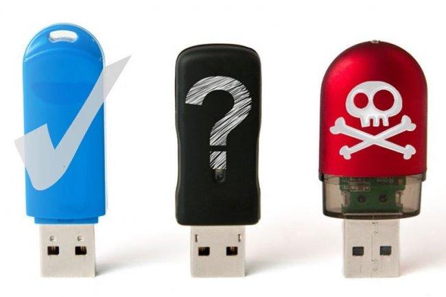 Lors du FIC 2016 à Lille, Bertin IT a présenté WhiteN, une  solution de neutralisation des menaces USB. Crédit: D.R.